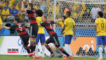 Brazil vs Germany showdown