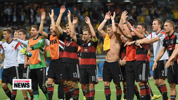 Germany thrashes Brazil 7-1 to reach World Cup final