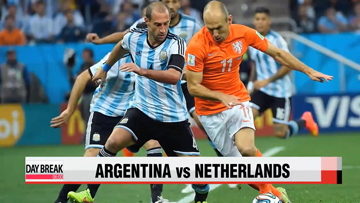 World Cup, Argentina vs Netherlands