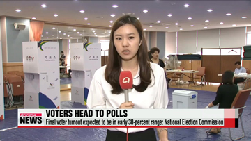 Voters head to polls for by-election