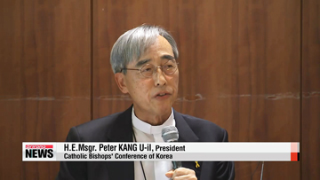 Korea, Catholic Church prepare for Pope's visit
