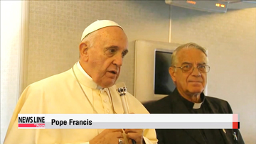 "Pope Francis: ""Cannot be neutral"" on Sewol-ho ferry victims"
