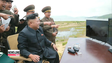 N. Korea launches new type of tactical rockets