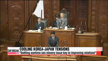Sex slavery issue key in improving Seoul-Tokyo relations