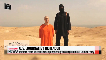 Islamic State says U.S. journalist beheaded