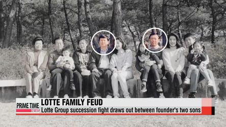 Power struggles in Korea's family-owned conglomerates