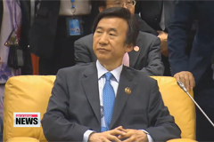 FM Yun Byung-se in Malaysia for ASEAN-led meetings