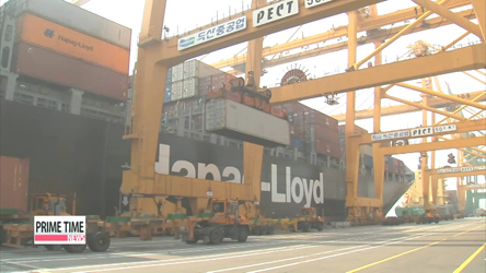 Korean exports drop to six-year low in August