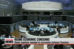 Slowing manufacturing, China risk threaten global economic growth