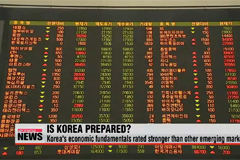 China's slowdown: How prepared is Korea for a financial crisis?