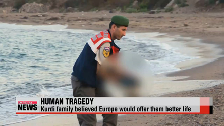 Father of drowned Syrian boys says