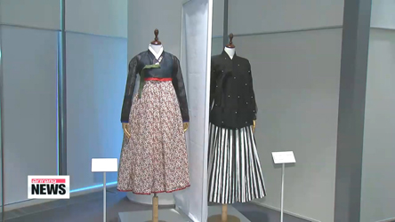 Special hanbok exhibition highlights 70 years of Korean history