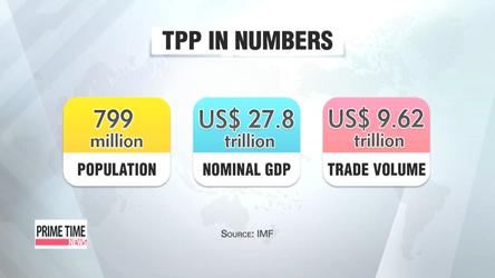 Trade ministers reach agreement on TPP