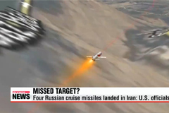 Russia rejects U.S. claims missiles hit Iran, not Syria