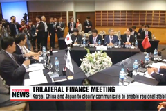 Korea, China and Japan to clearly communicate to enable regional stability