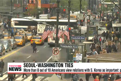 More than 8 out of 10 Americans think relations with S. Korea is important: survey