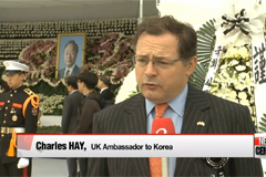 Korea mourns loss of President Kim Young-sam