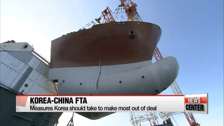 Korea-China FTA: What to expect On-set interview