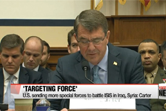U.S. sending more special forces to battle ISIS in Iraq, Syria: Carter