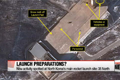 New activity spotted at North Korea's main rocket launch site: 38 North