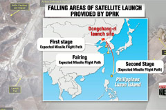 North Korea's sixth rocket launch comes just a month after fourth nuke test on Jan. 6