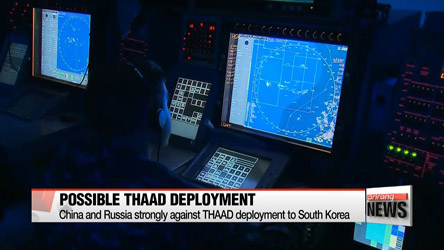 South Korea, U.S to discuss THAAD deployment