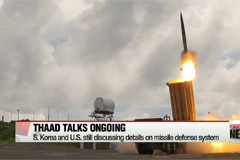 THAAD anti-ballistic system cannot be used against