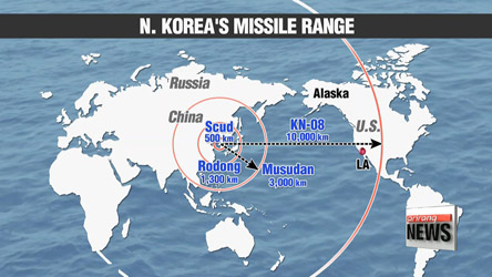 N. Korean ICBM represents Pyongyang's biggest threat to U.S.: Pentagon report