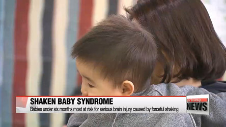 Caregivers should beware dangers of shaken baby syndrome