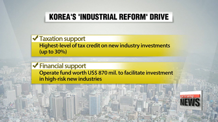 Korea eyes new industries for future growth