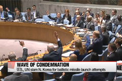 UN Security Council prepares N. Korea missile test response
