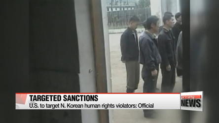U.S. to target N. Korean human rights violators