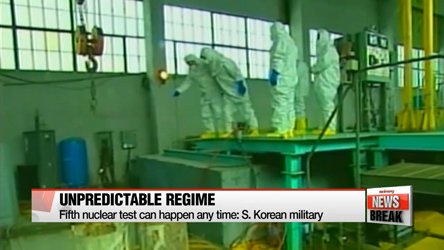 Predictions of N. Korea's fifth nuclear test delayed