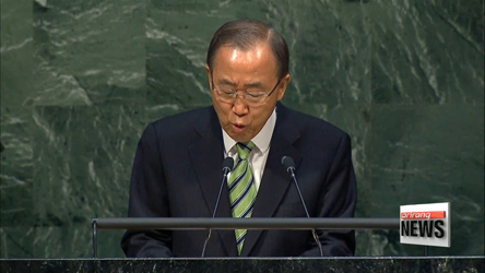 No significant matters discussed between UN chief and N. Korean FM
