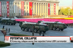North Korea may collapse sooner than we think: ex USFK commander