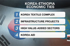 Korea, Ethiopia hold summits, with economic cooperation in focus