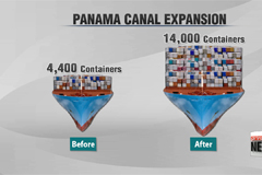 Panama Canal completes historic expansion allowing for bigger ships