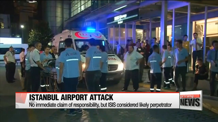 At least 41 dead, 239 injured in terror attack at Istanbul airport