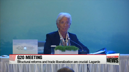 Structural reforms are key to bolstering growth: Lagarde