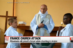 One of two attackers who stormed French church identified