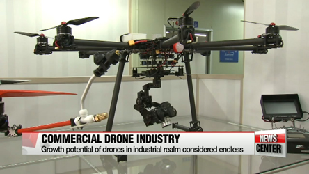 Local manufacturers of commercial drones in spotlight