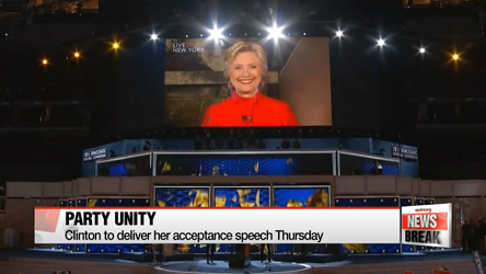 Hillary Clinton clinches Democratic presidential nomination, making history in U.S.