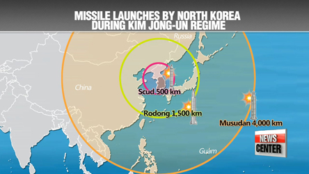 Over $100 mil spent on missile launches so far, and there could be more in the future, says N.Korea
