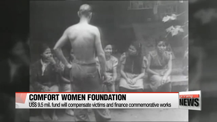 Japan-funded comfort women foundation launched in Seoul