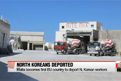 Malta becomes first EU country to deport N. Korean workers