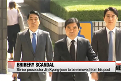 Scandal-ridden senior prosecutor to lose his post