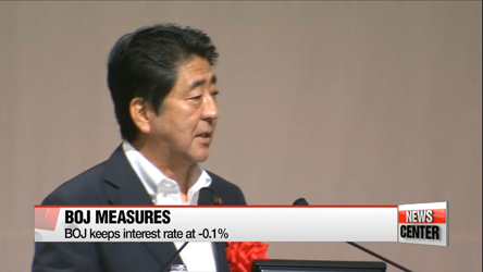 Bank of Japan freezes interest rates but ramps up stimulus packages