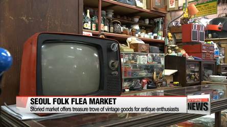 Storied market offers treasure trove of vintage goods for antique enthusiasts