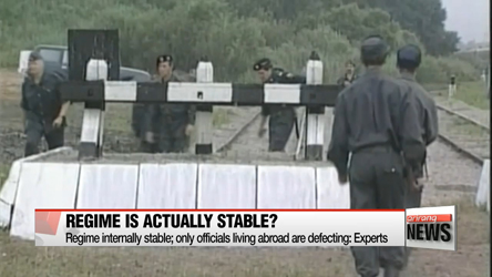 S. Korea believes N. Korea's growing internal instability contributed to series of defections