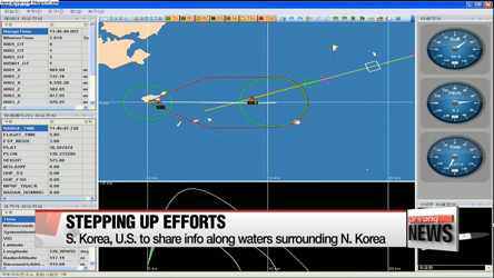 S. Korea, U.S. to share intelligence on waters surrounding N. Korea